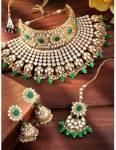 PEORA Brass Jewel Set