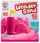 RATNA'S Wonder Sand 500 grams Pink colour.Smooth & Soft sand for kids for hours of sand play,with 1 Big mould inside.