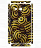 Snooky 794SknHwiAscndY511 Huawei Ascend Y511 Mobile Skin (Yellow)
