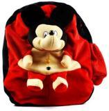 DZert School Bag For Kids Micky Soft Plush Backpack For Small Kids Nursery  Bag (Age 7e8db859022ce