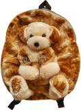 DZert School Bag For Kids Dog Soft Plush Backpack For Small Kids Nursery  Bag Kids Gift a1a07e273cad2