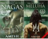 The Secrete Of Nagas & The Immortals Of Meluha (Paperback, Amish Tripathi)