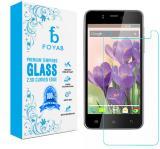 Foyab Tempered Glass Guard for Lava Iris Pro 30