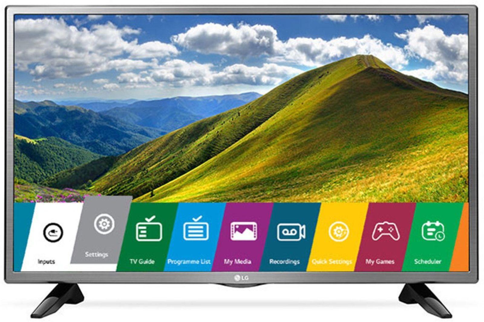 LG 80cm (32 inch) HD Ready LED TV  (32LJ523D)