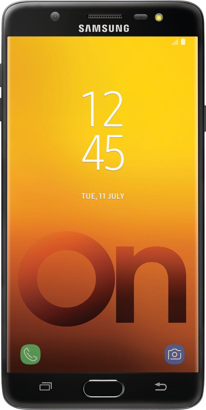 Samsung Galaxy On Max (Black, 32 GB) (4 GB RAM)