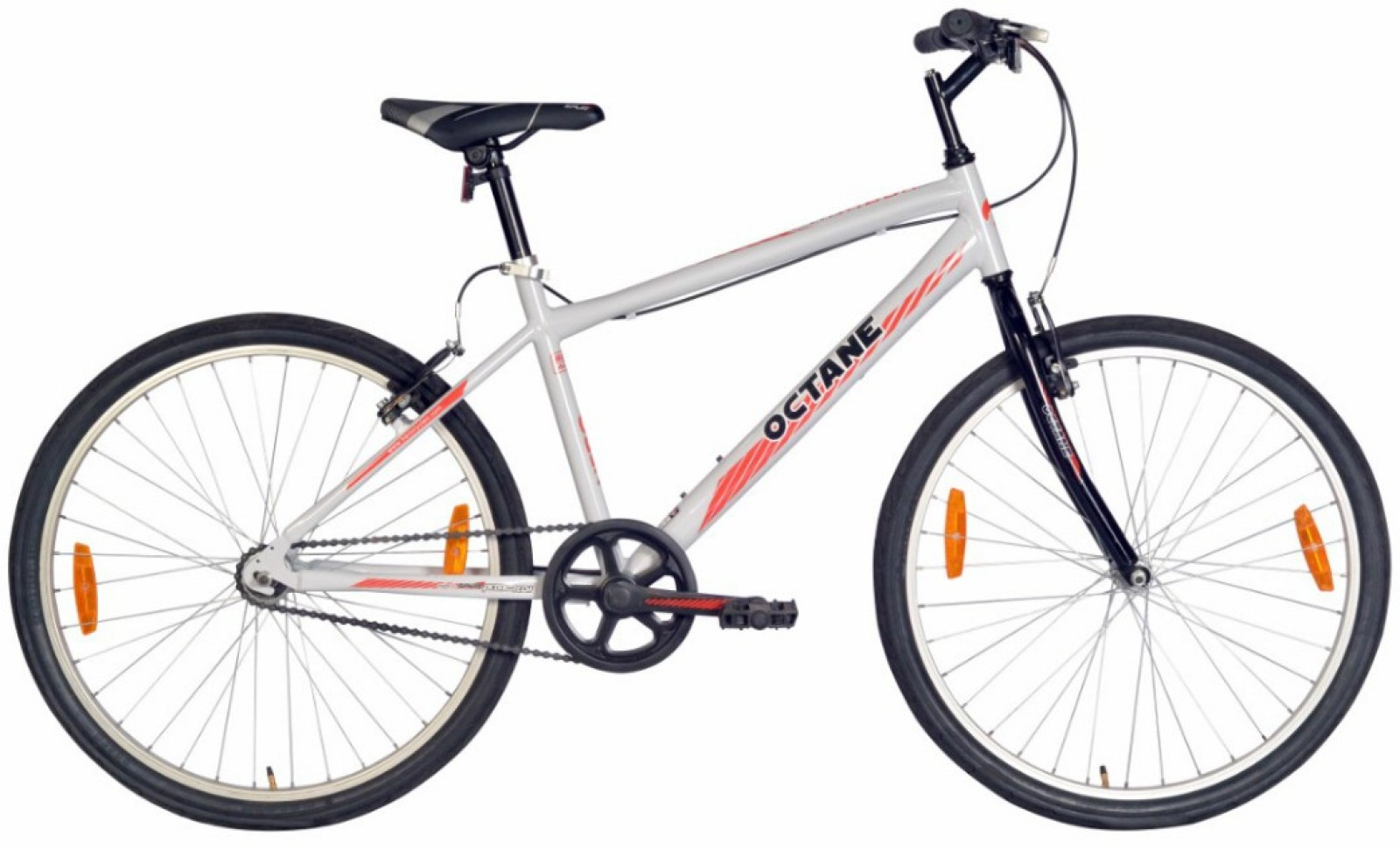 [ Price Drop ] Hero Octane Parkour 26T Single Speed Road Cycle at Rs. 4362