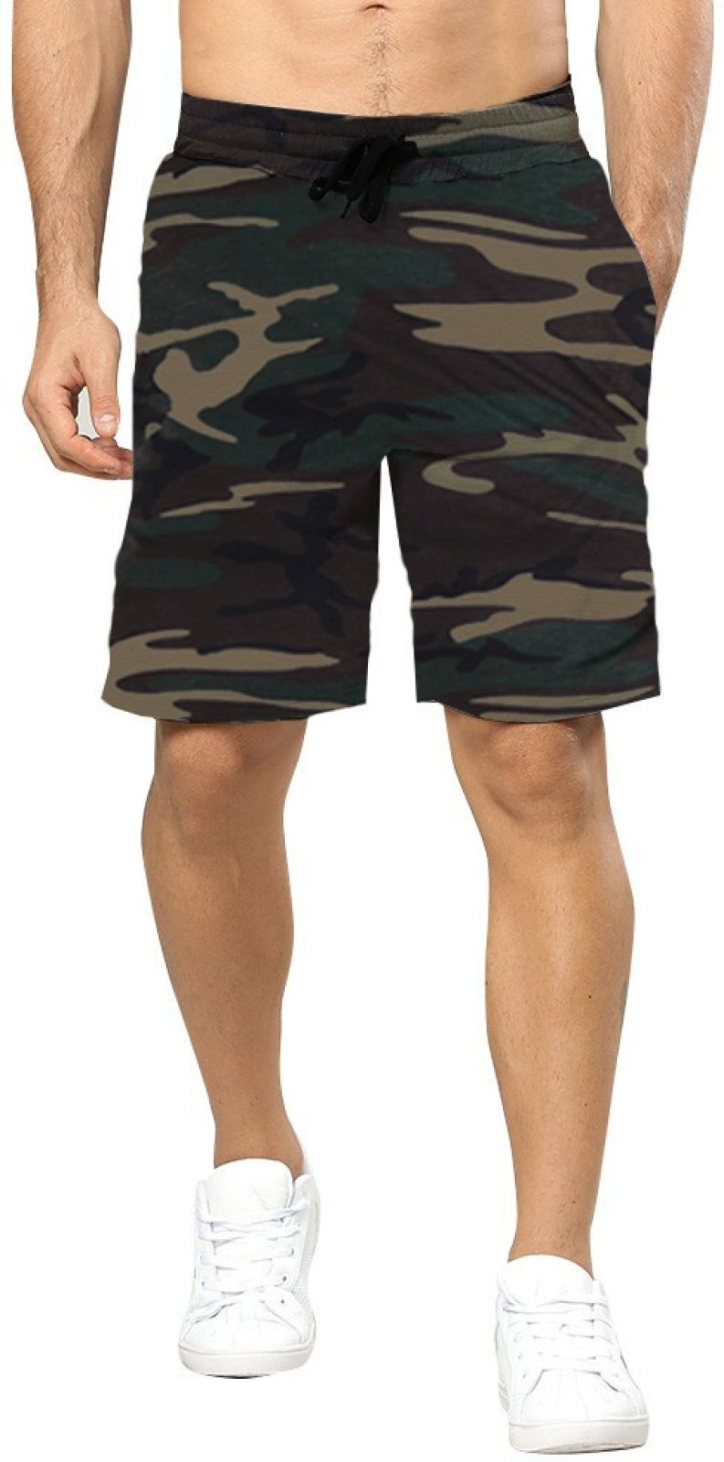 Tripr Printed Men Multicolor Regular Shorts
