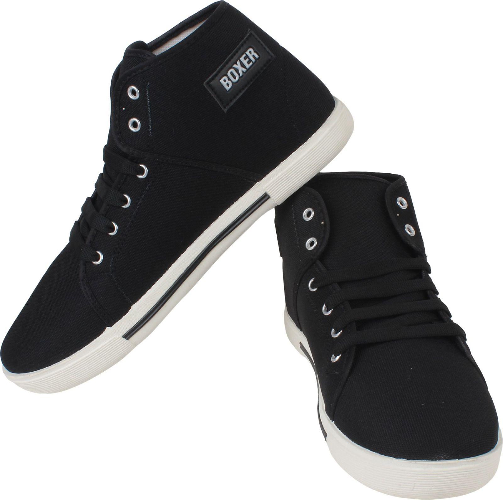 Oricum Boxer-303 Sneakers For Men (Black)