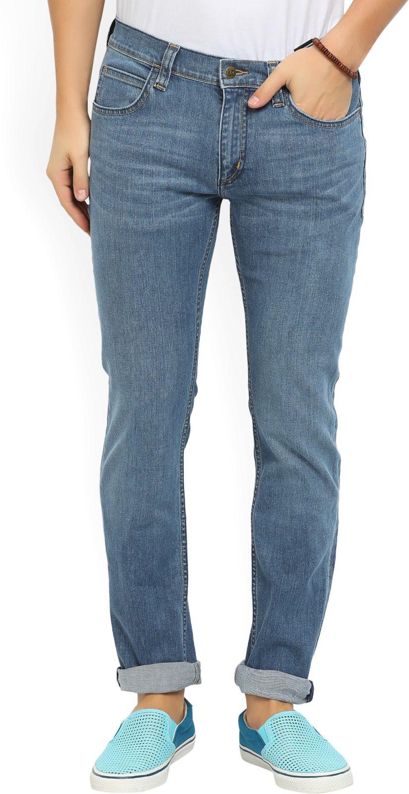 Lee Skinny Men's Blue Jeans