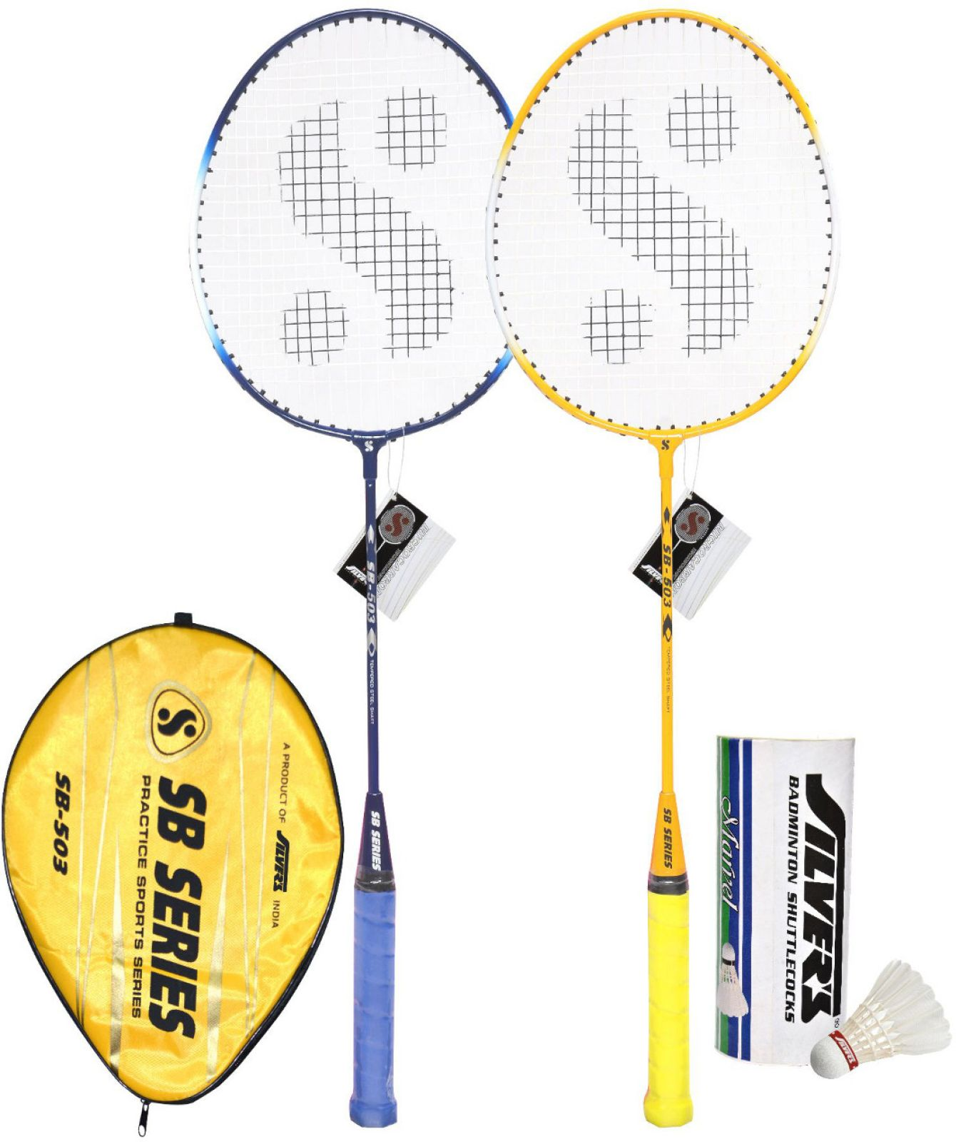 Silvers SB-503 Badminton Kit