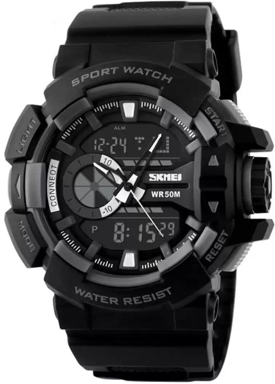 Skmei SZ1117BLK Watch - For Men