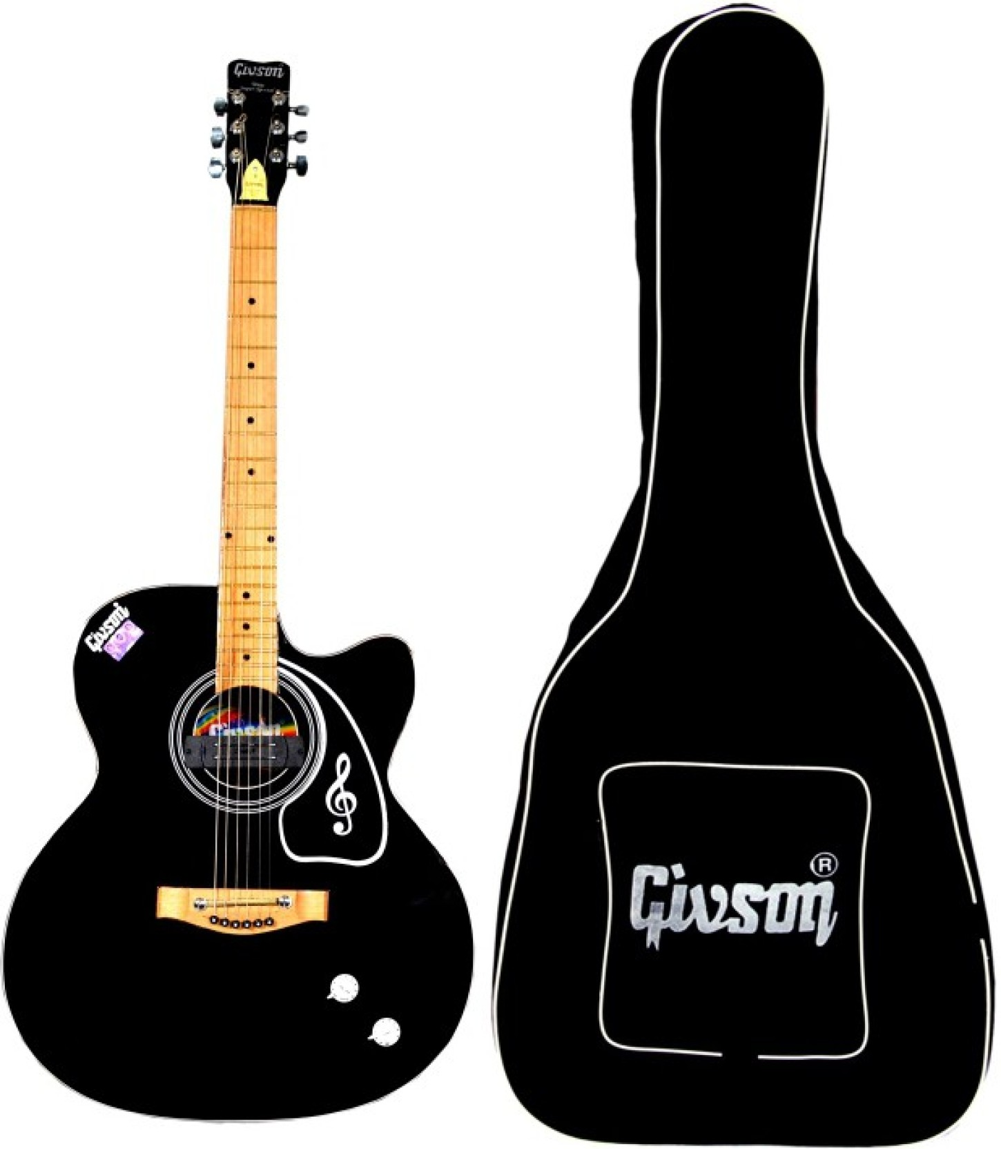 givson venus rosewood acoustic guitar price in india givson