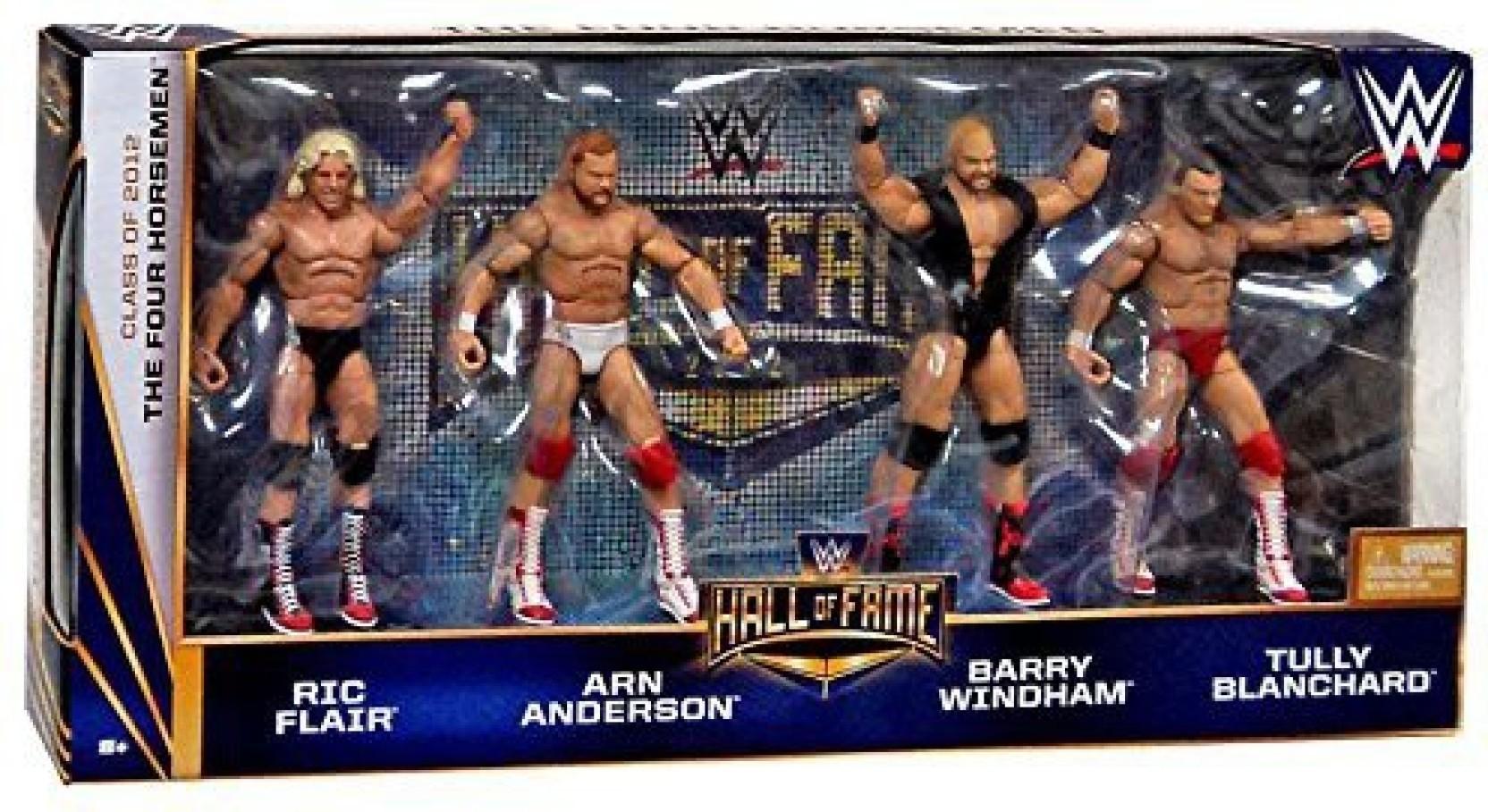 Ric Flair-Elite Hall of Fame Série 2-WWE Mattel Wrestling Figure