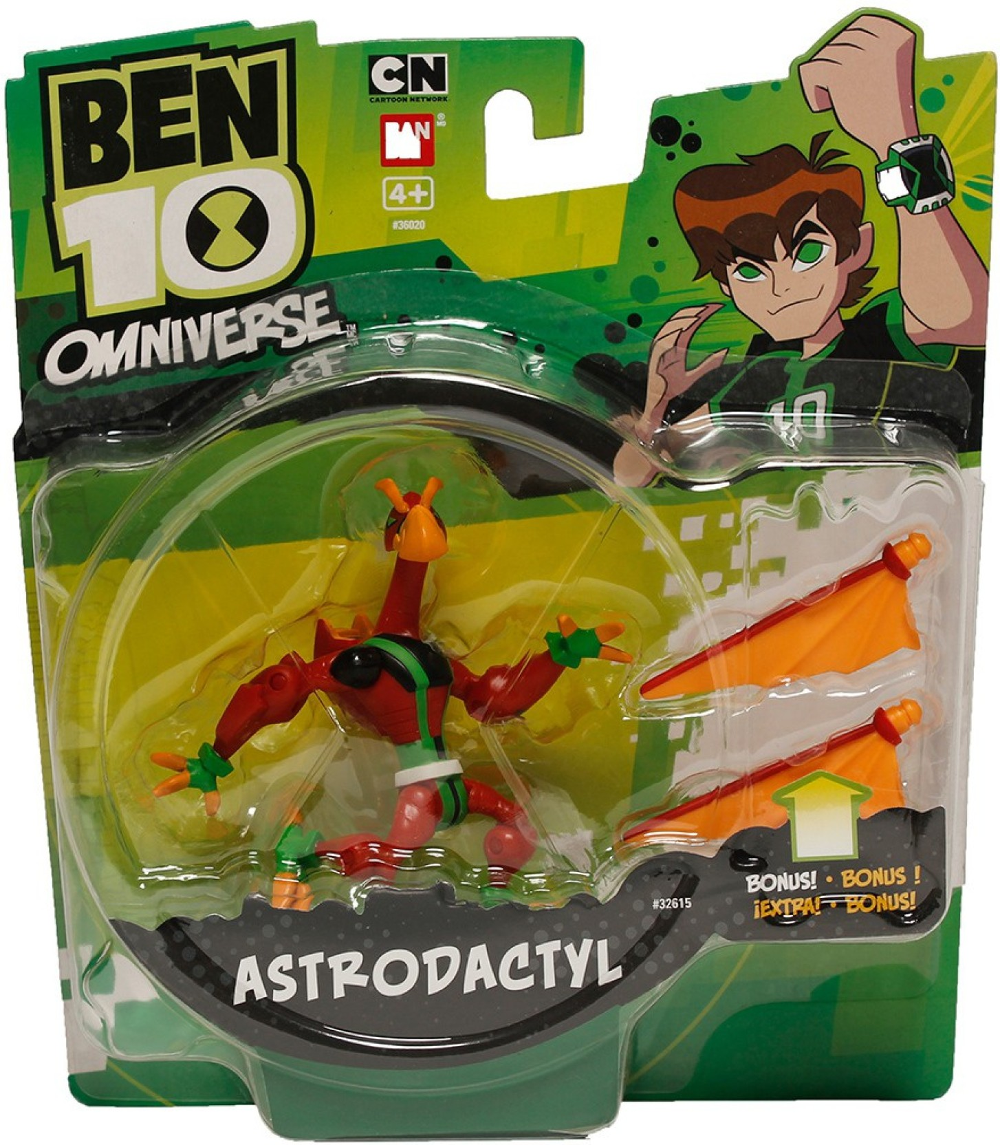 Ben 10 Omniverse Action Figure Astrodactyl 4 Astro Boy The Movie Original Share
