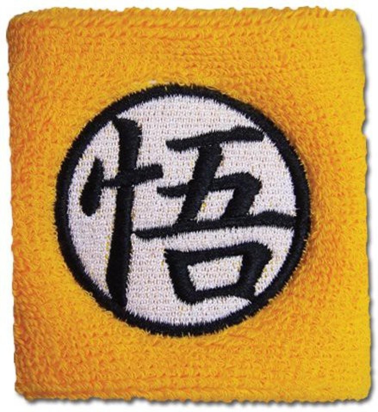 Dragon Ball Z Gokus Symbol Sweatband Gokus Symbol Sweatband