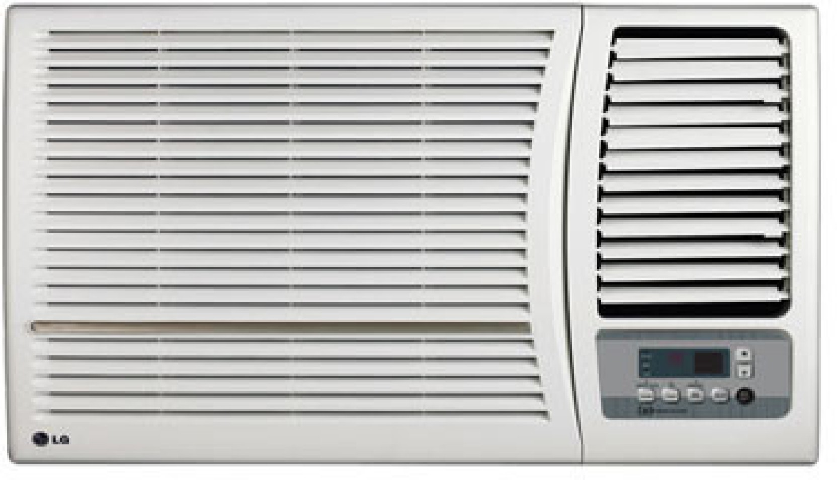 Flipkart.com Buy LG 1 Ton 5 Star Window AC White Online at best  #595145