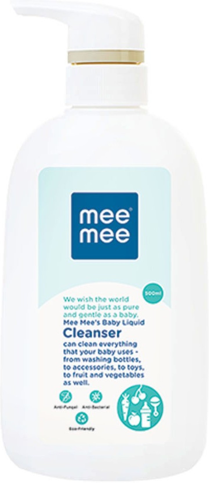 Meemee Baby Accessories Vegetable Liquid Cleanser Buy Care Pure Laundry Refill 2 Get 3 700 Ml Add To Cart Now