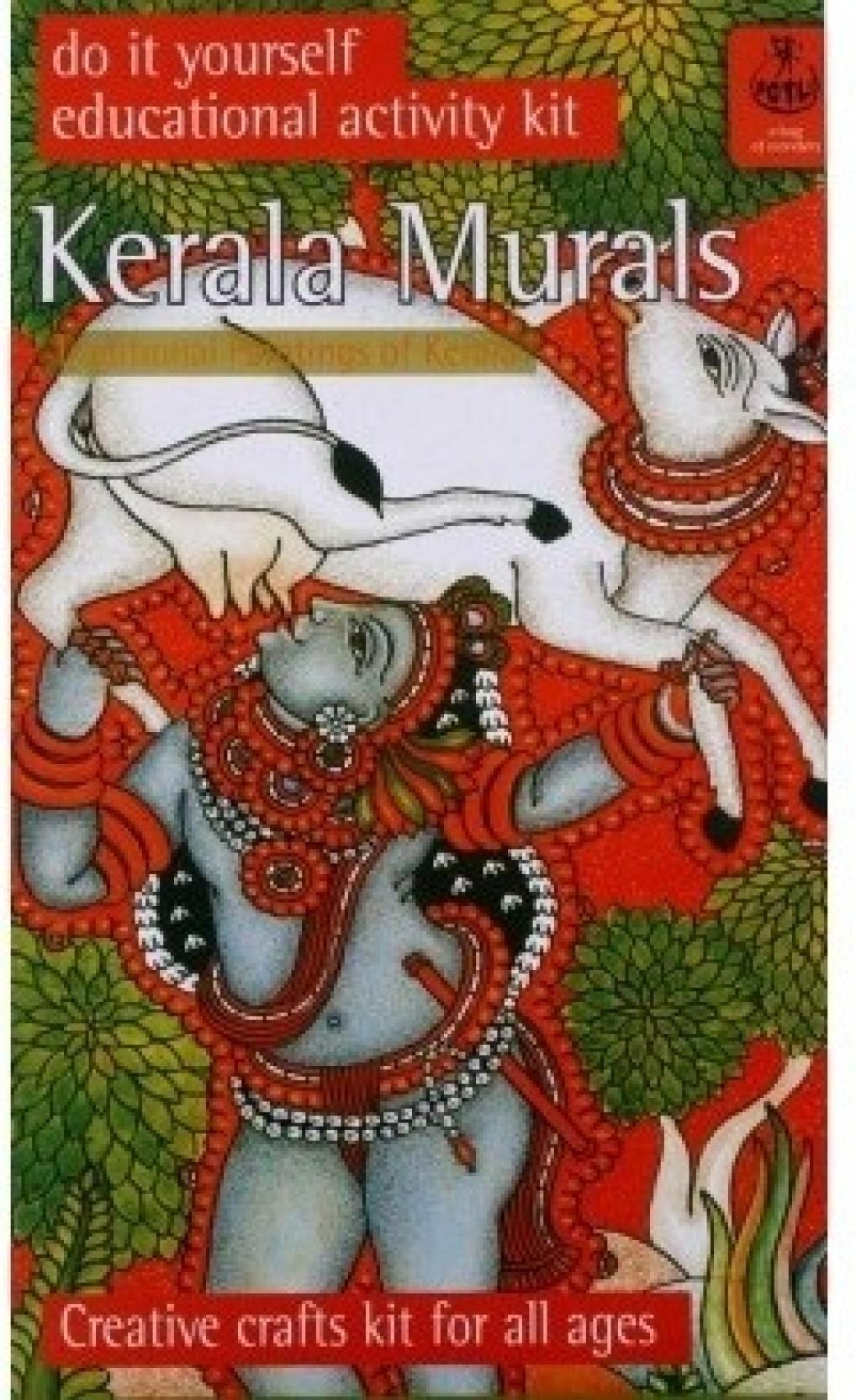 Potli Kerala Mural Painting Kit Kerala Mural Painting