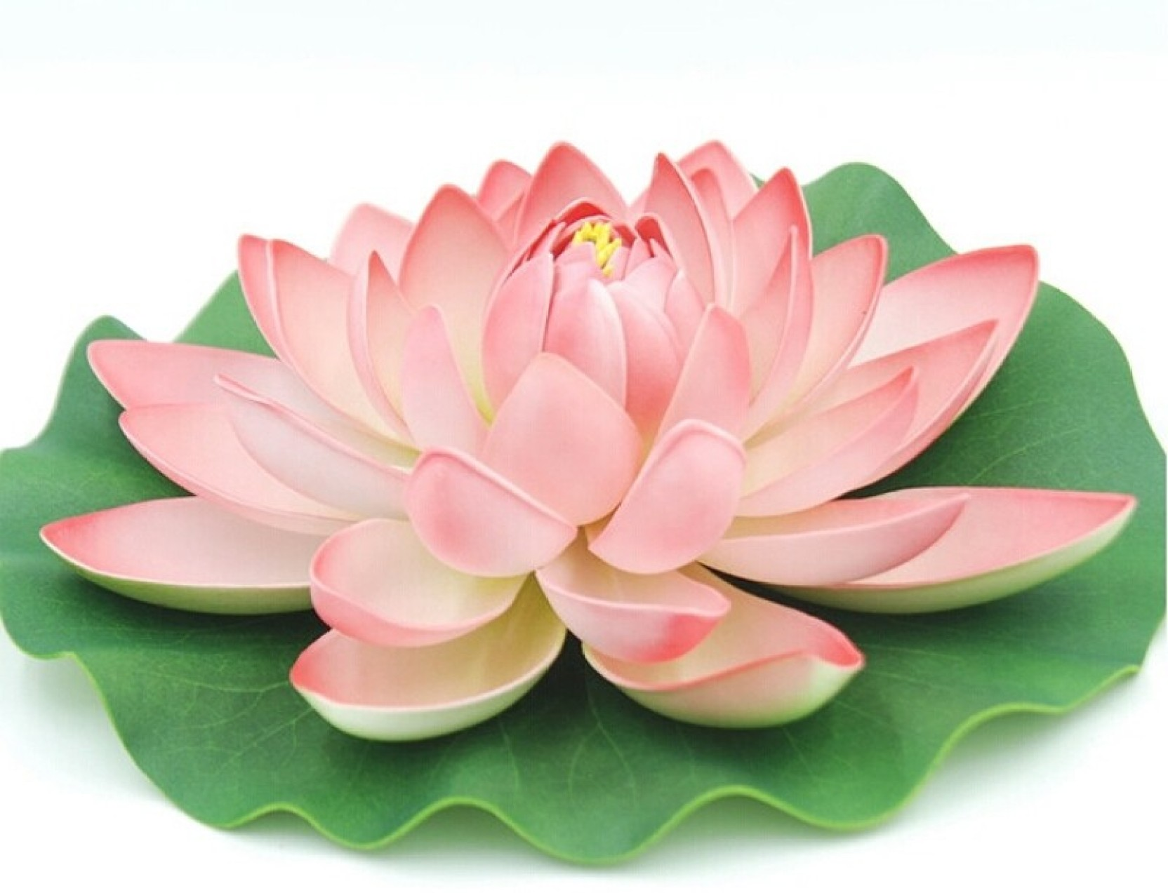 Lavi Wedding Functions Or Home Decoration Floating Lotus Pink