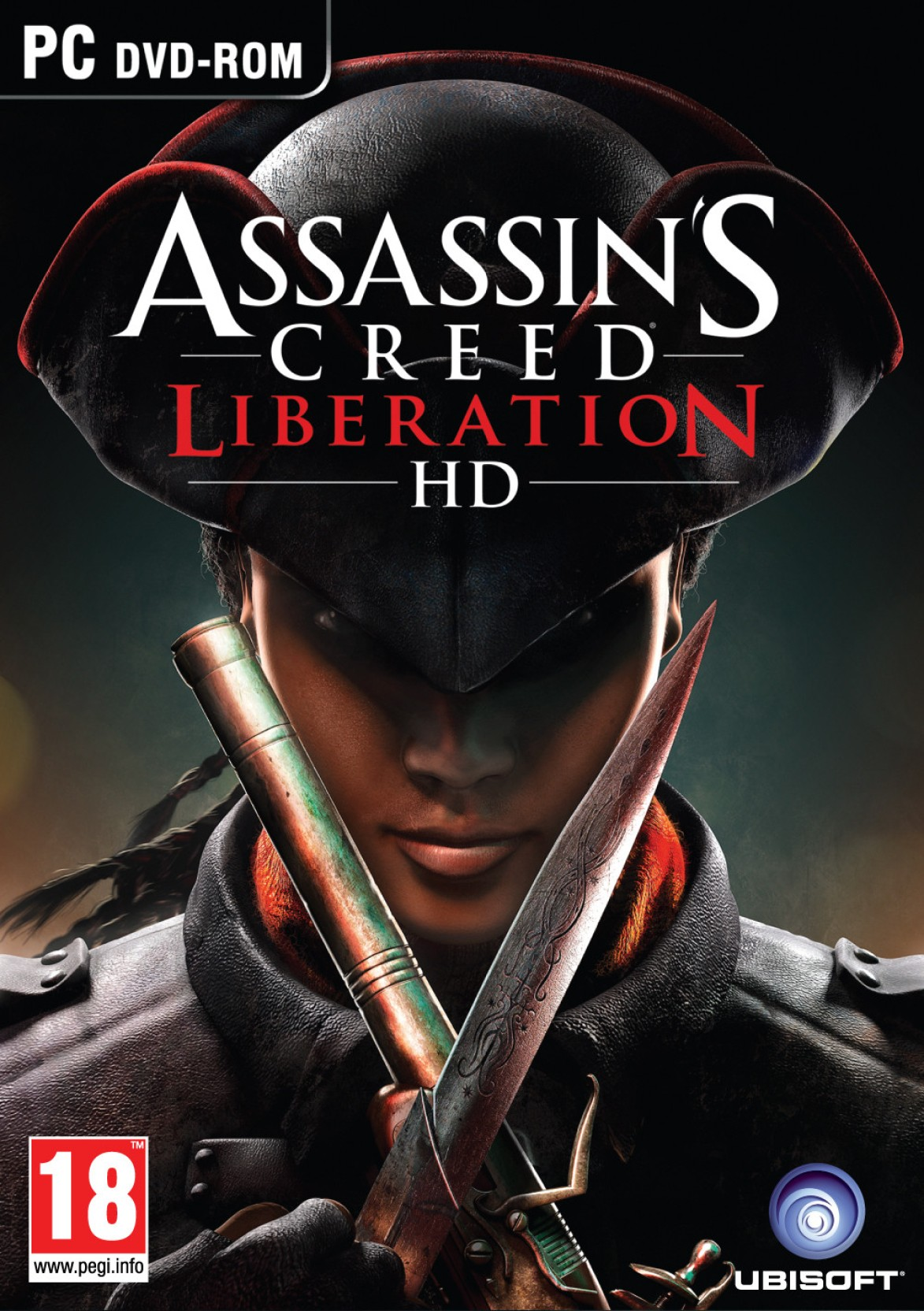 Assassin's Creed Liberation - HD