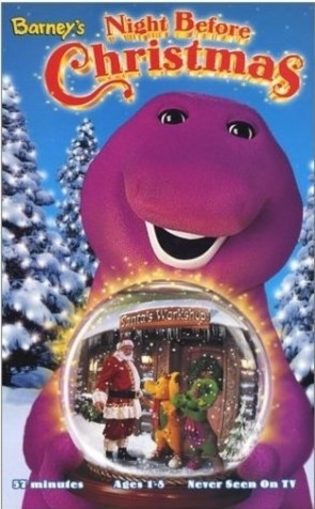 Barney: Night Before Christmas Price in India - Buy Barney: Night ...