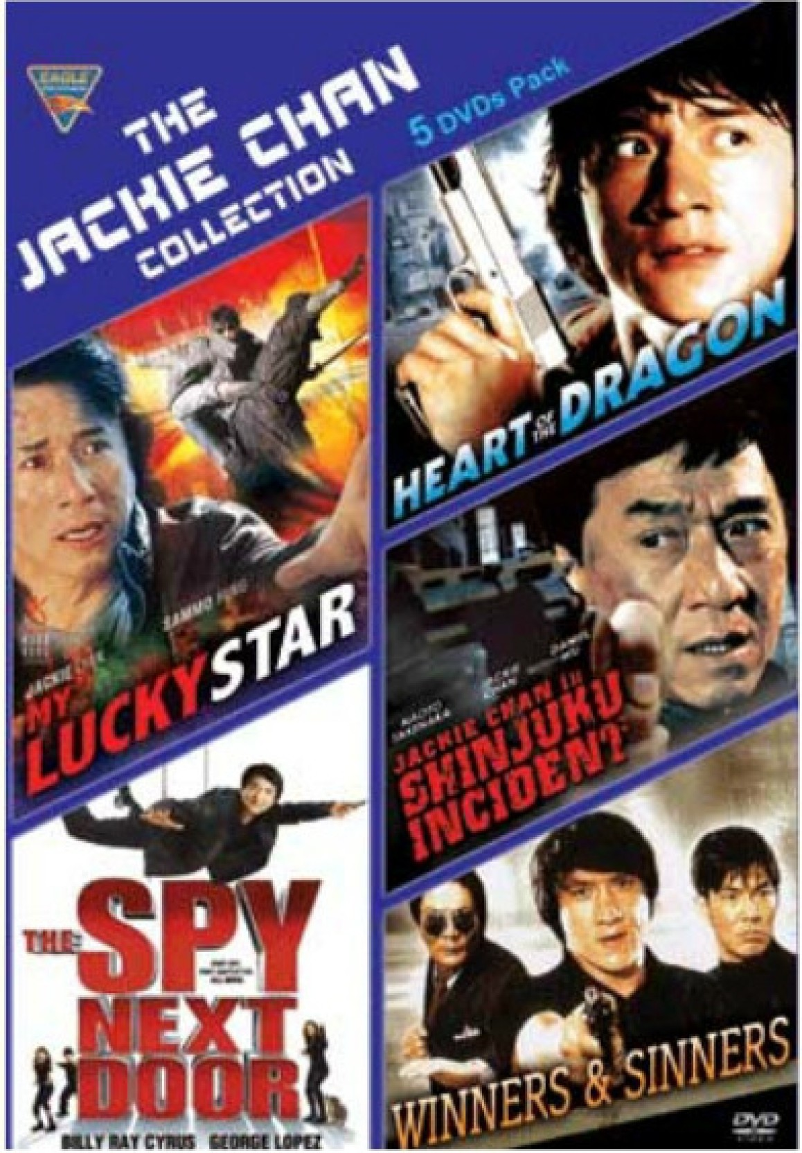 The Jackie Chan Collection Price in India Buy The Jackie Chan