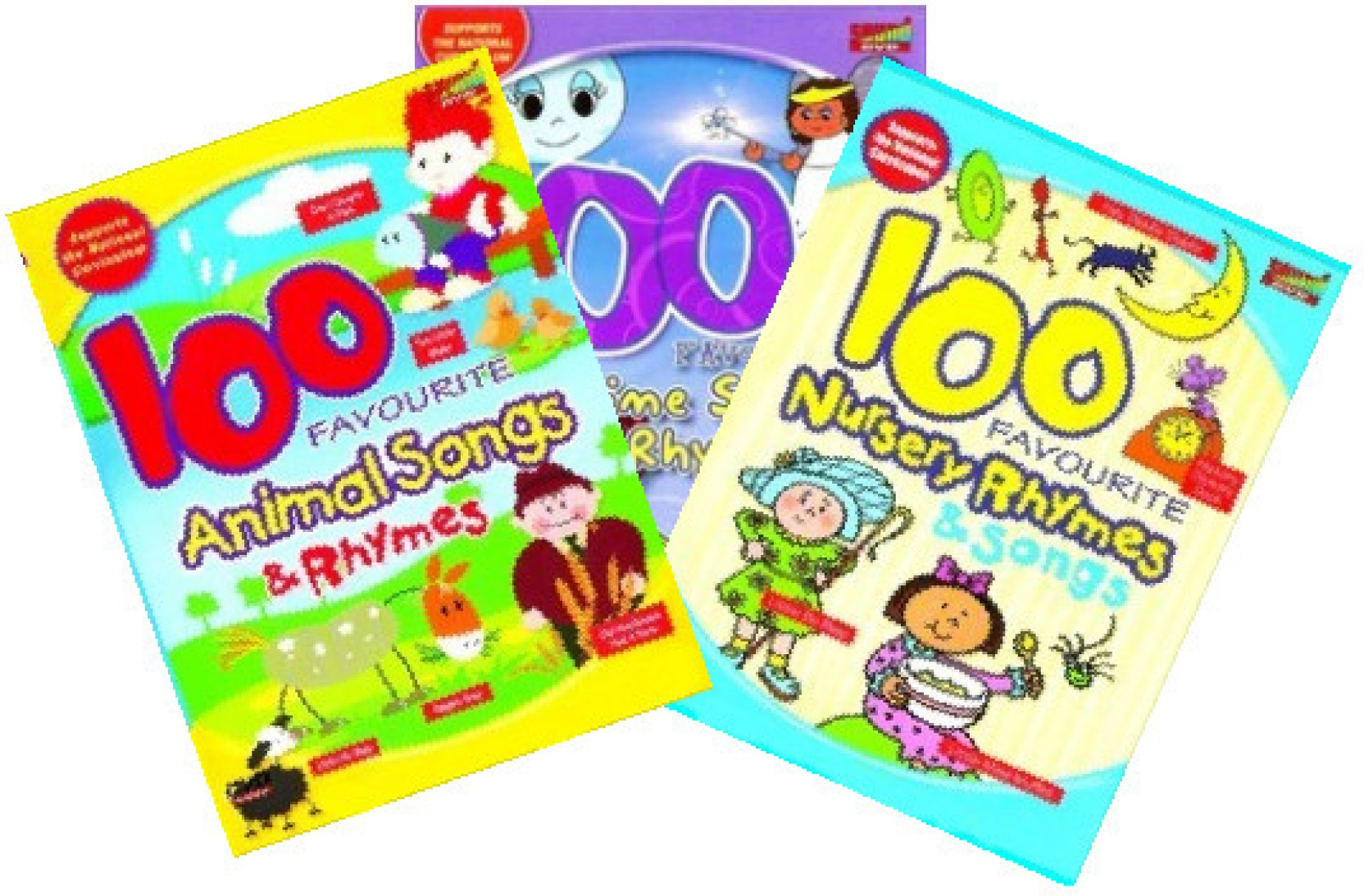 100 Favourite Nursery Rhymes and Songs - Pinterest