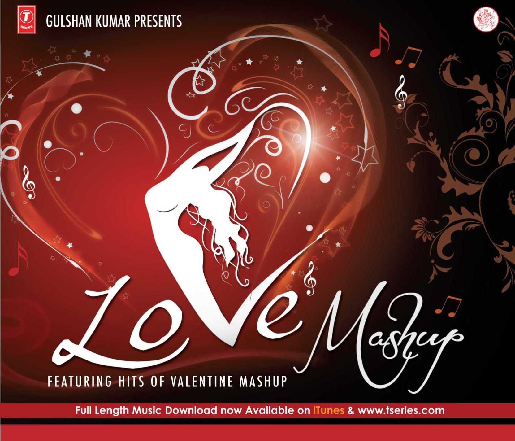 Love Mashup Songs Download: Love Mashup Music Audio CD