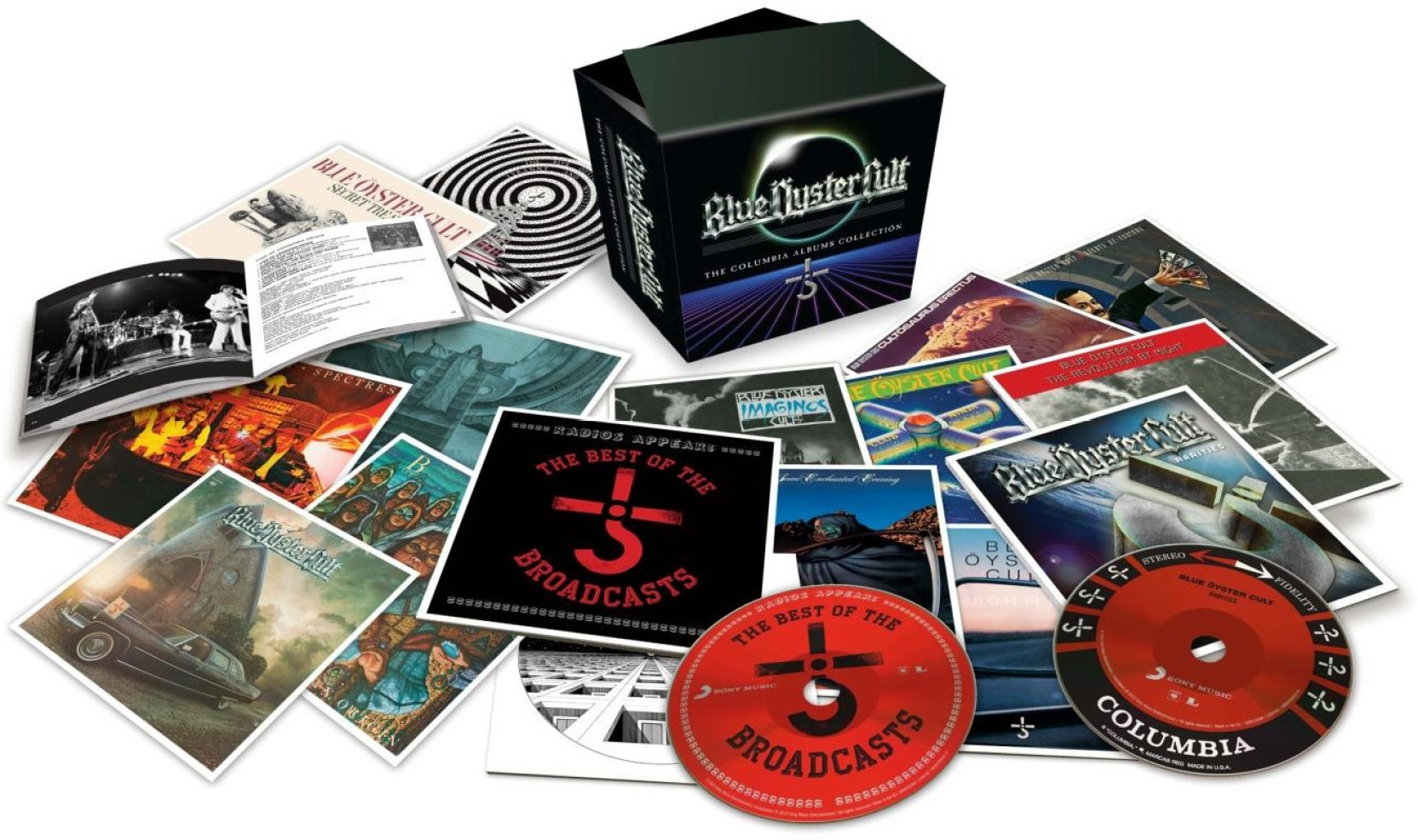The Complete Columbia Albums Collection (16 Audio CD + DVD