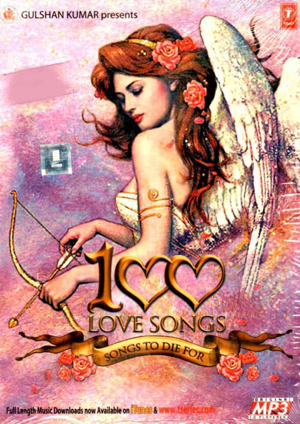 100 Love Songs (Songs to Die For) Music Audio CD - Price In India