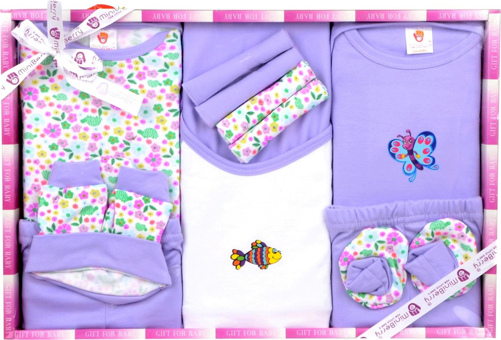 Baby Gift Set Flipkart : Mini berry baby gift set pcs buy care combo in