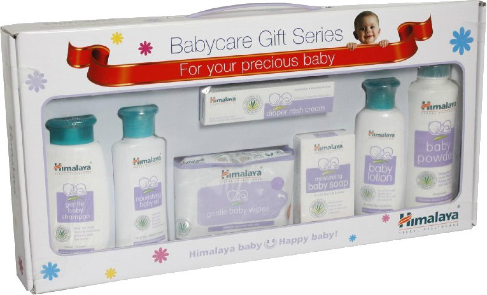 Himalaya Babycare Gift Series Buy Baby Care Combo In