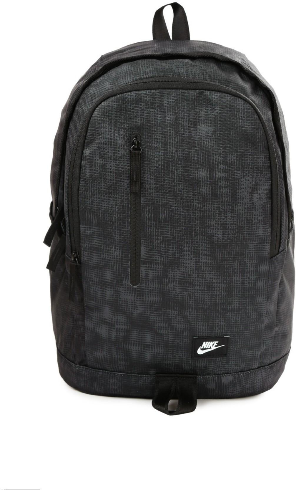 Nike All Access Soleday 25 L Backpack (Black) 69ee09b69bab5