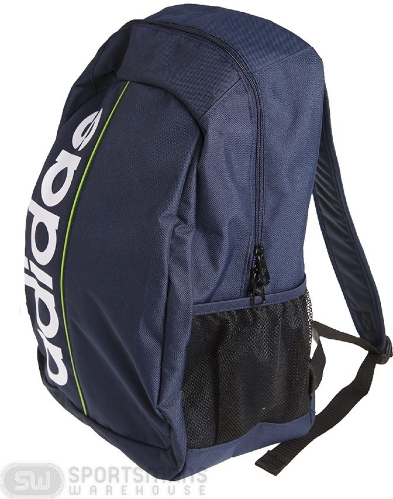 a235acd196 ADIDAS Unisex Linear Essentials Medium Backpack Navy Blue - Price in ...