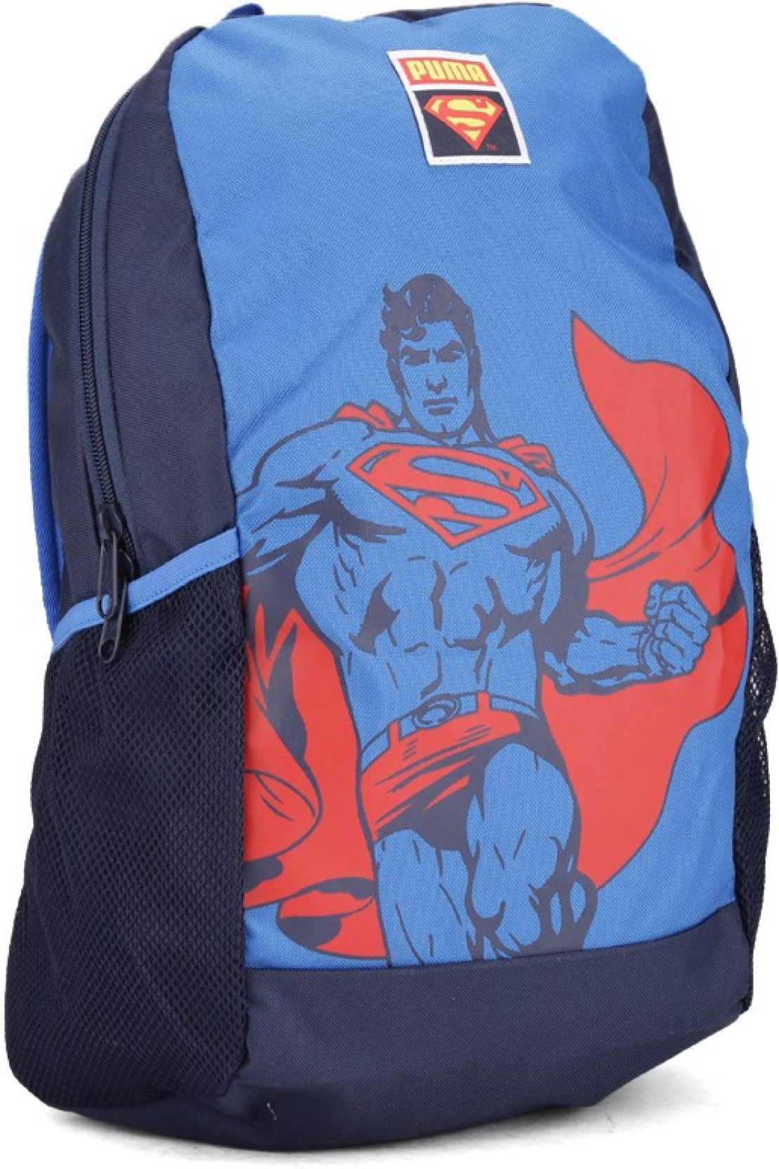 4288c9f424f84 Puma Superman Backpack with Cape Backpack princess blue - Price in ...