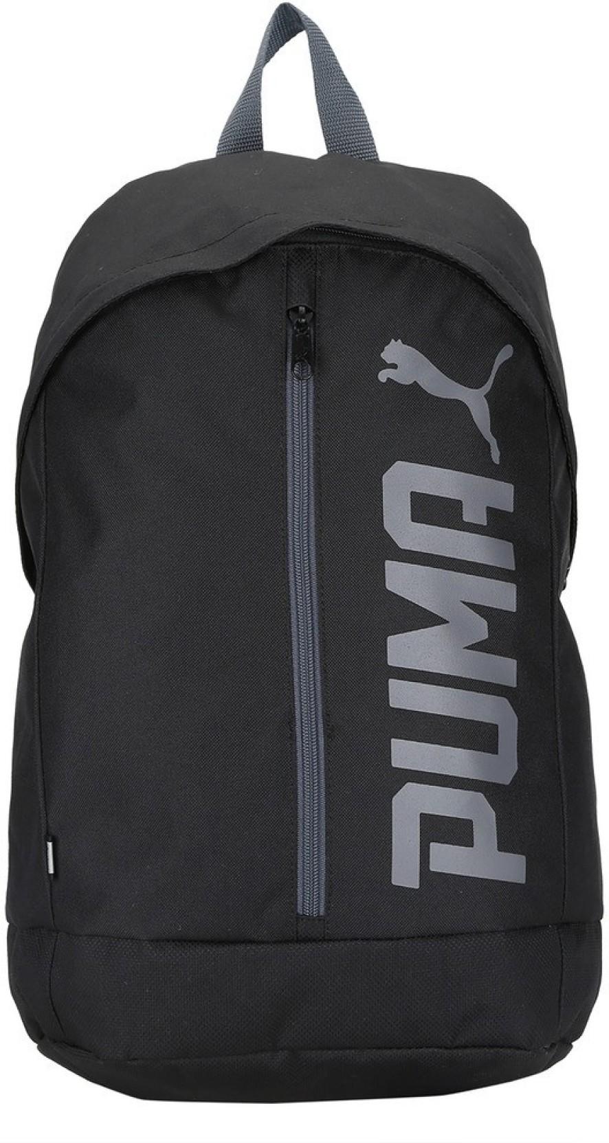 6ef4450f78f Puma Pioneer Backpack II 17.5 L Laptop Backpack Puma Black - Price ...