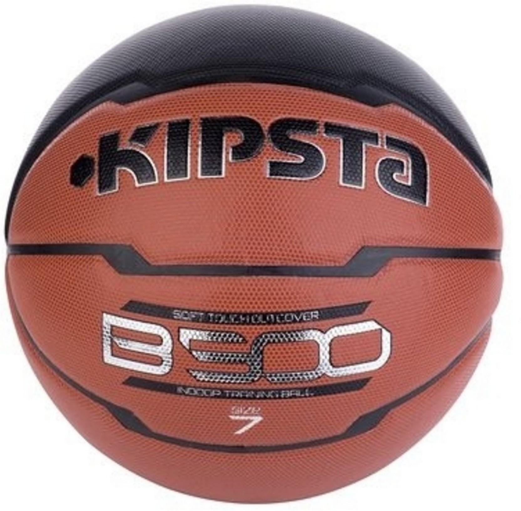 Kipsta decathlon basketball size pack of brown black jpg 1664x1634 Kipsta  basketball f238dacbca1c