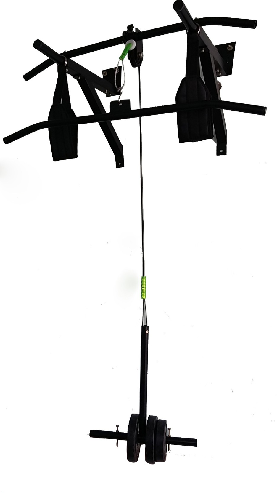 mh jim equipments full black top pulley pull up bar buy mh jim Non-Contact Push Pull Sticks add to cart