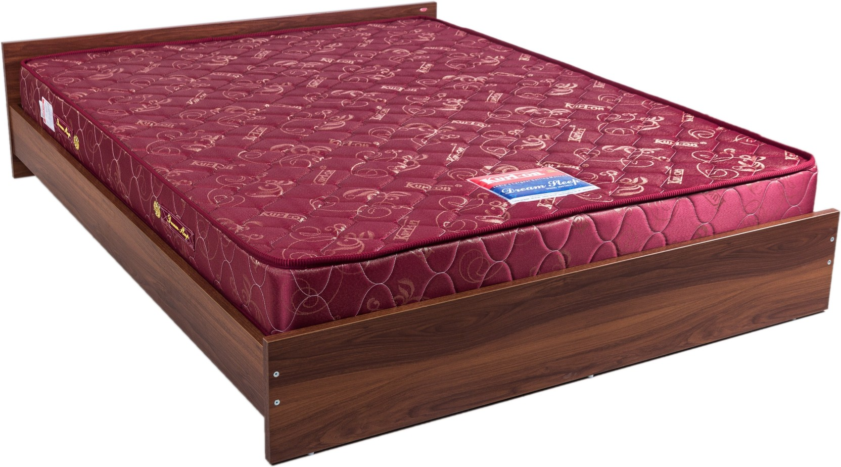 Kurlon Dream Sleep 6 Inch Queen Bonnell Spring Mattress Price In India Buy Kurlon Dream Sleep