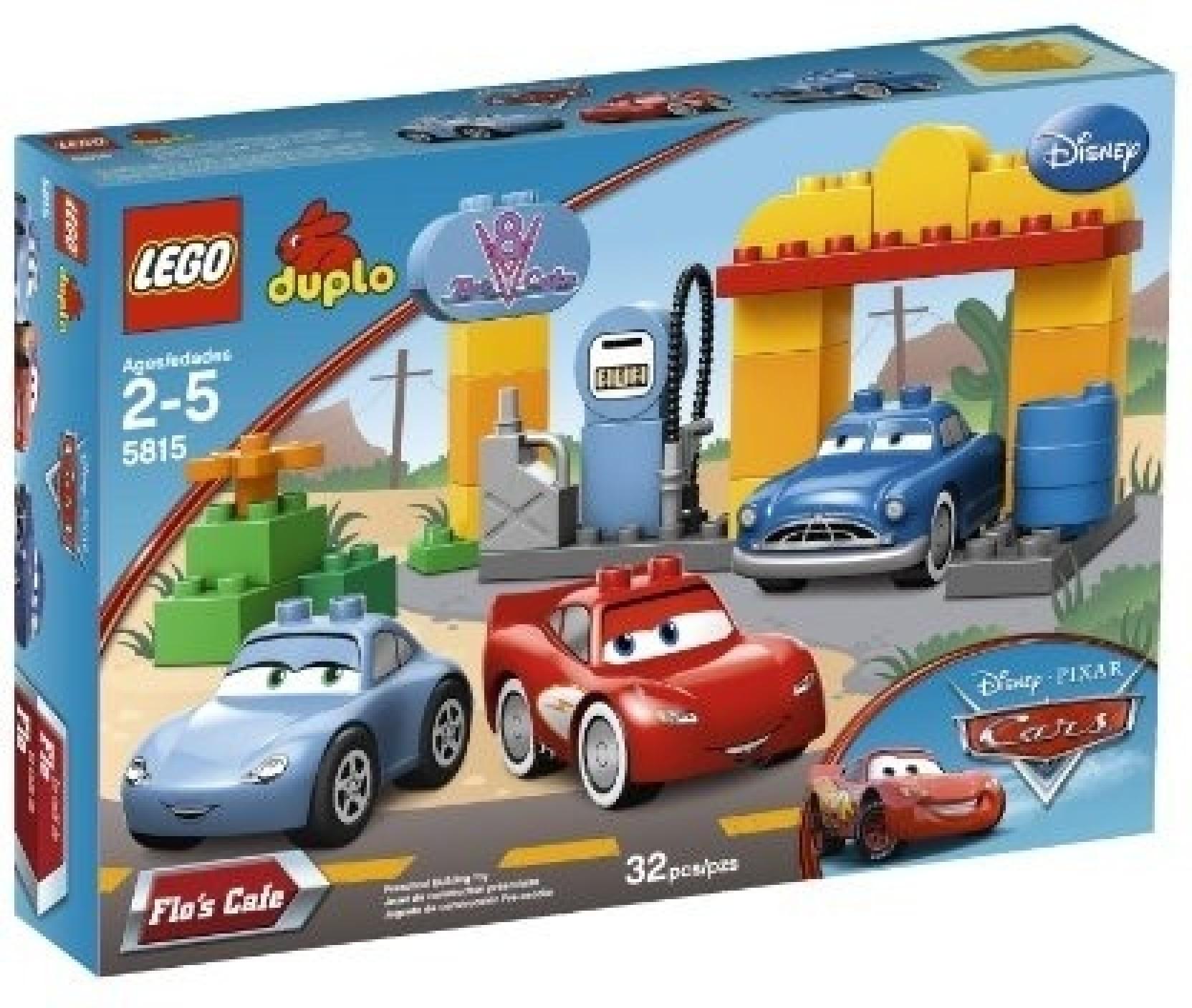 Lego Duplo Cars Flos Cafe 5815 Shop Ultimate Race Set 9485 Share