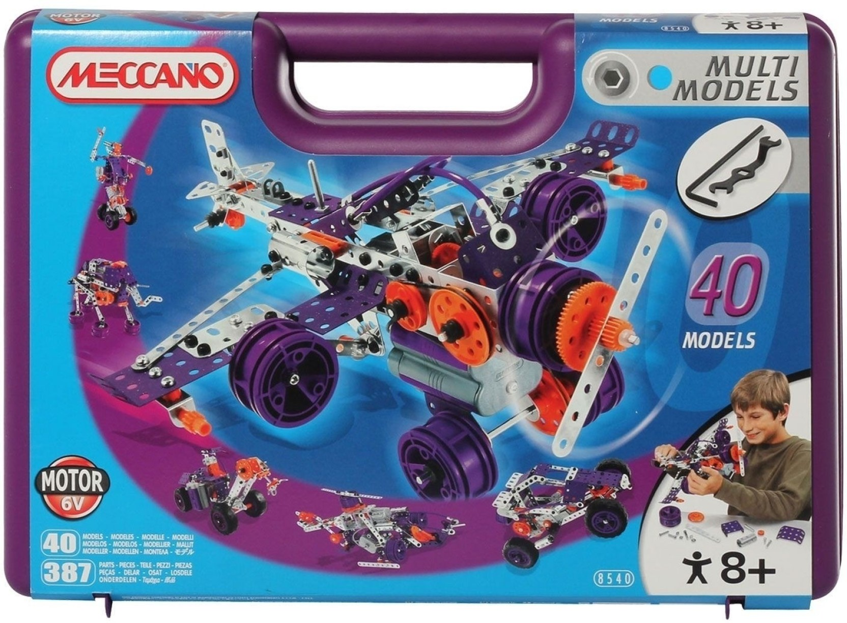 Meccano 40 Model Set Shop For Products In Control Your Models Or Anything Else From Windows Pc Share