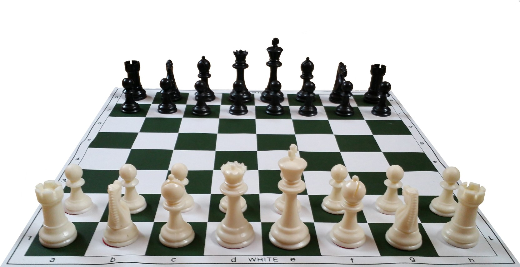 Shatranj Roll Up Tournament 18 Inch Chess Board Buy