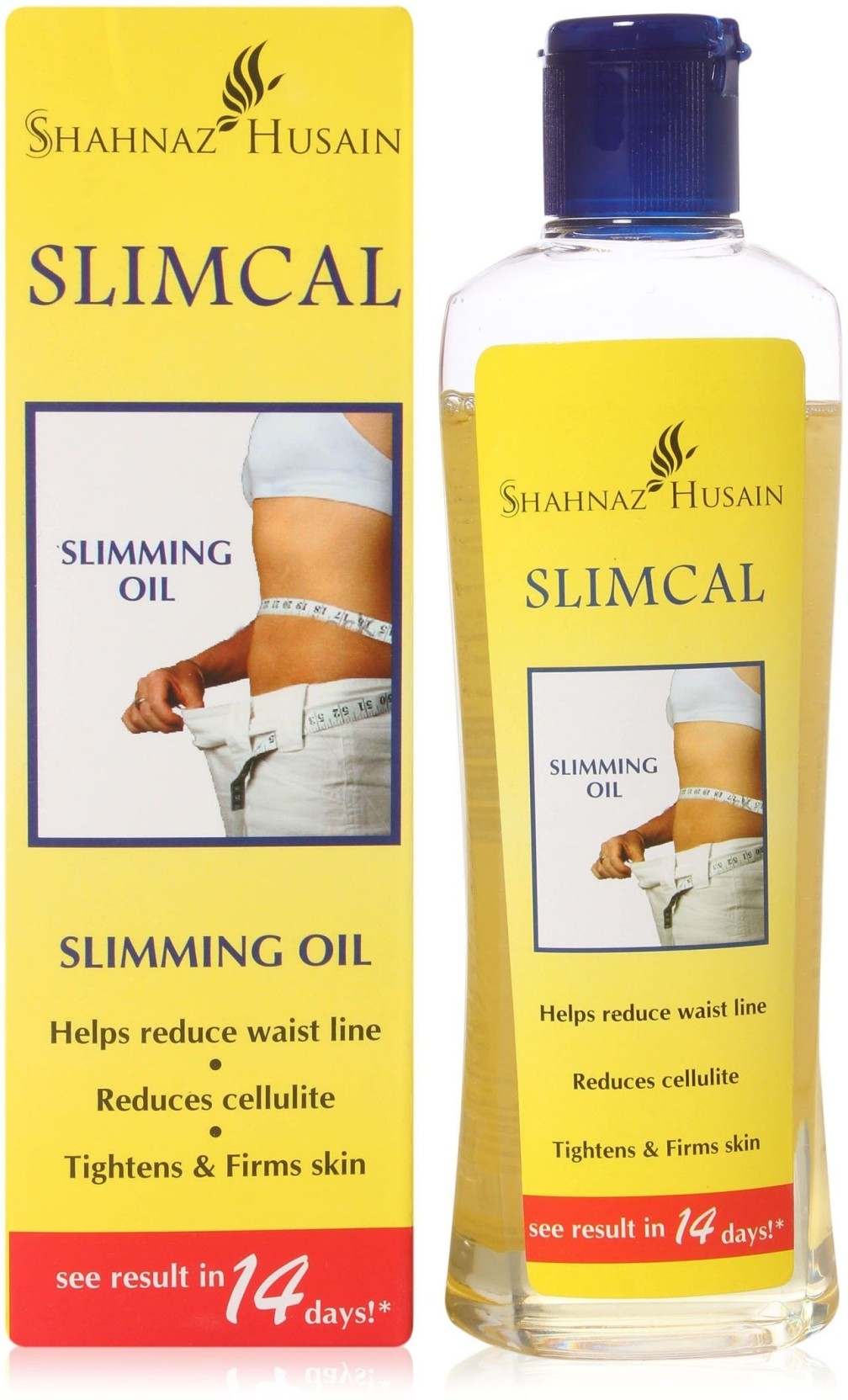 Shahnaz Husain Slimcal Slimming Oil Price in India - Buy ...