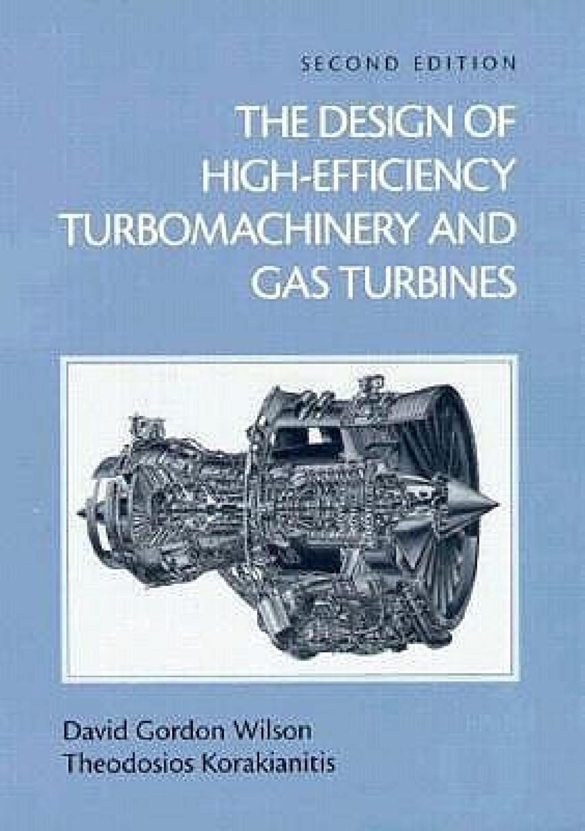 Design of High Efficiency Turbomachinery and Gas Turbines The