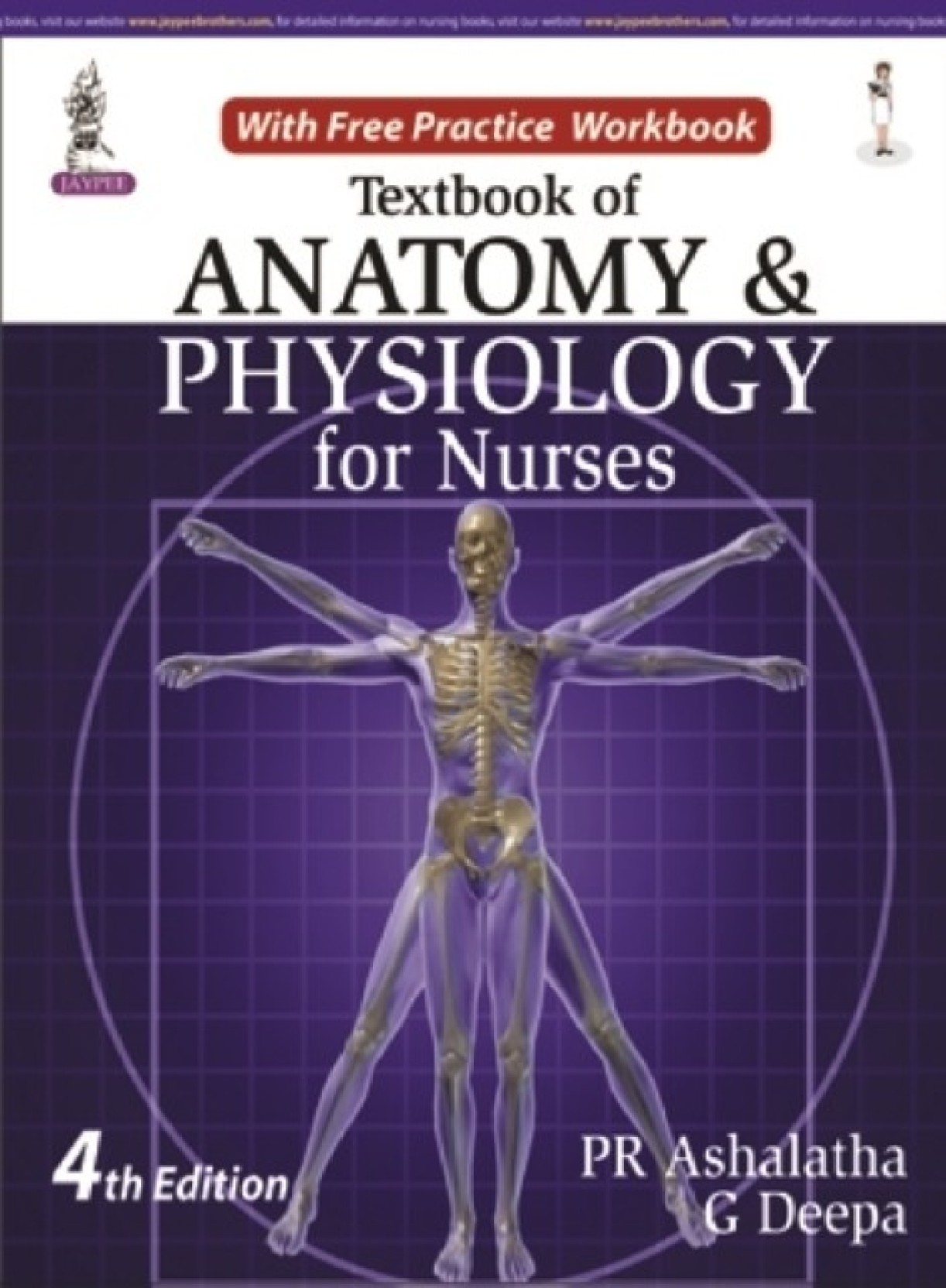 Textbook of Anatomy and Physiology for Nurses (With Free Practice ...