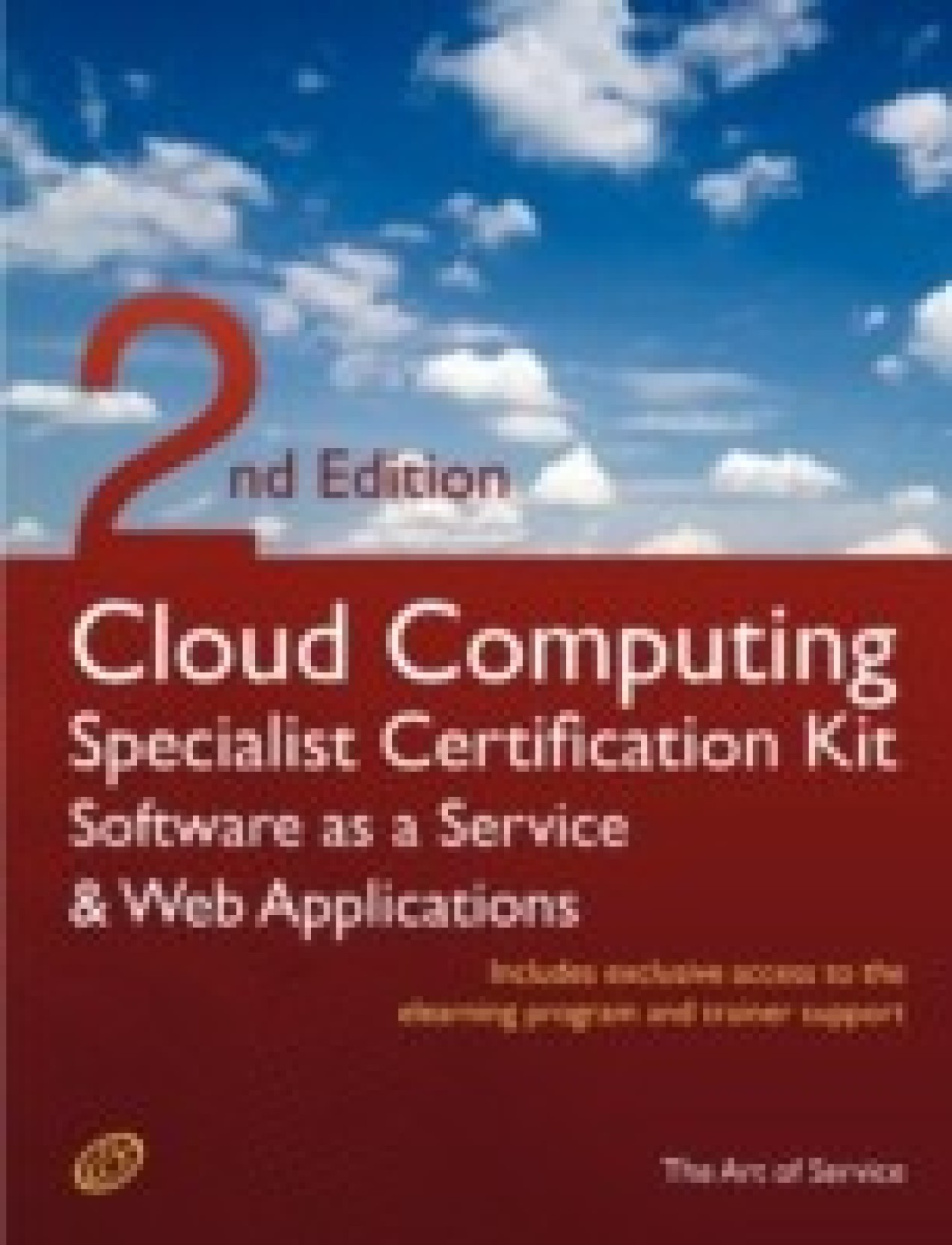 Cloud Computing Saas And Web Applications Specialist Level Complete