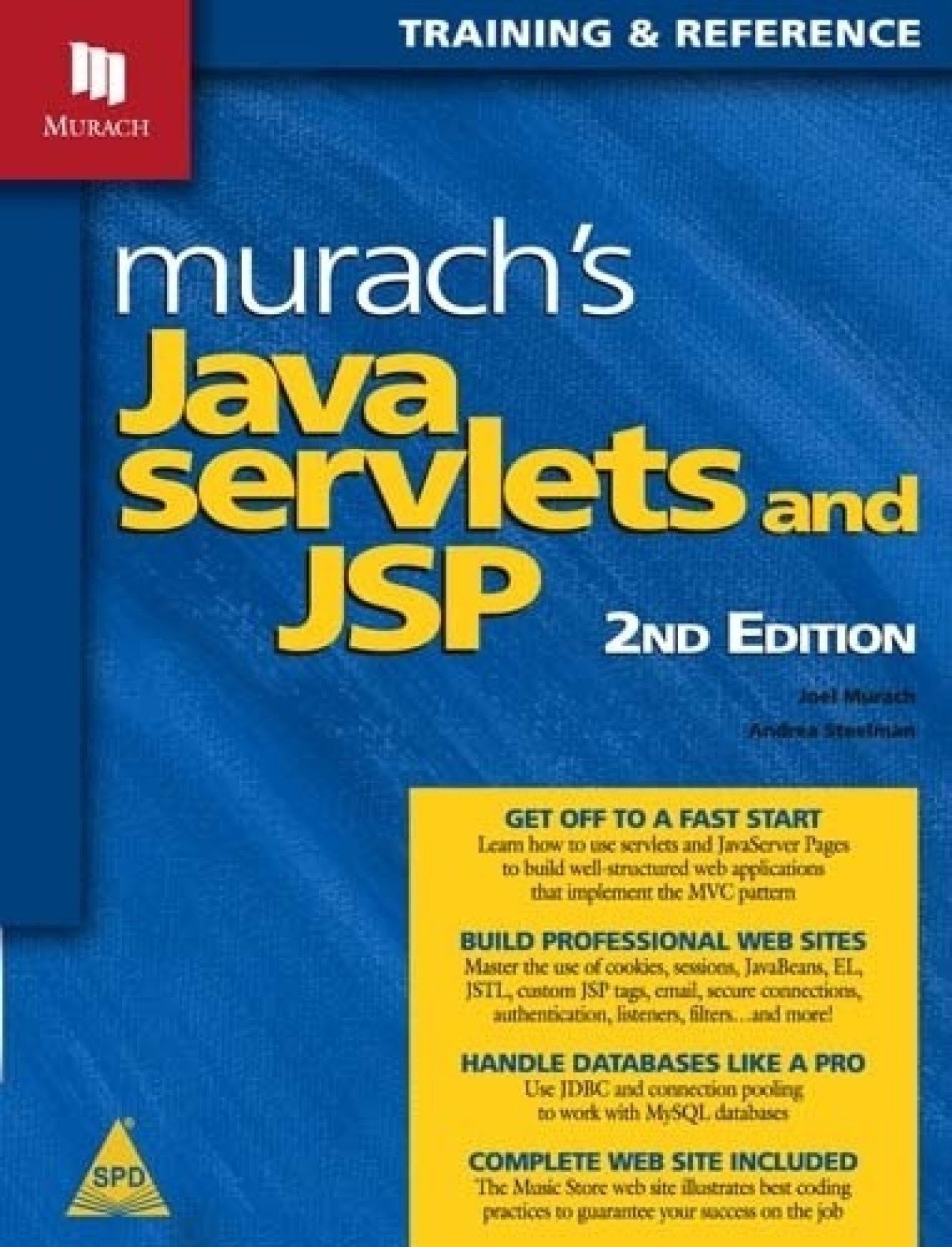 download murachs servlets and jsp 2nd edition