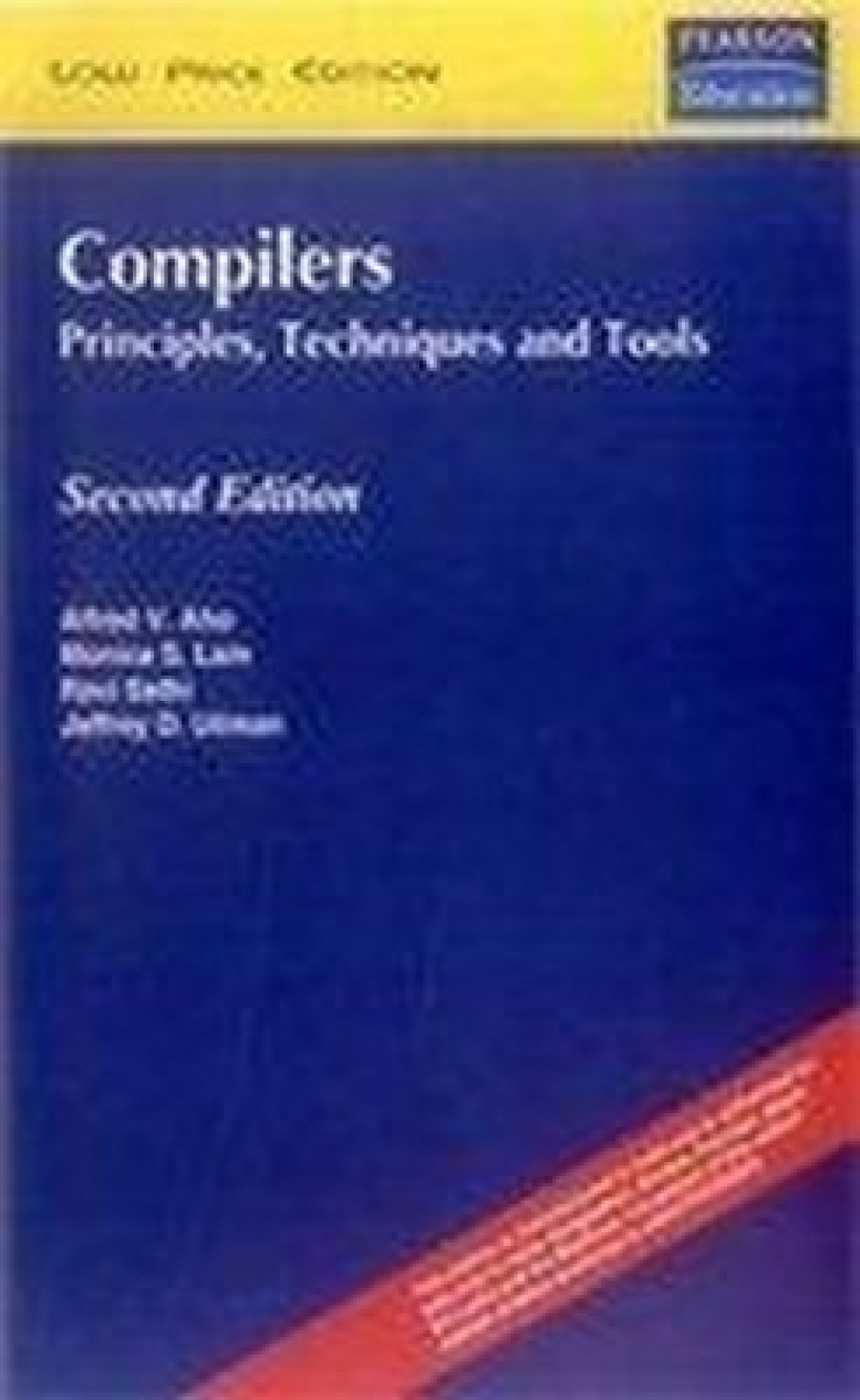 Compilers : Principles, Techniques, & Tools 2nd Edition. ADD TO CART