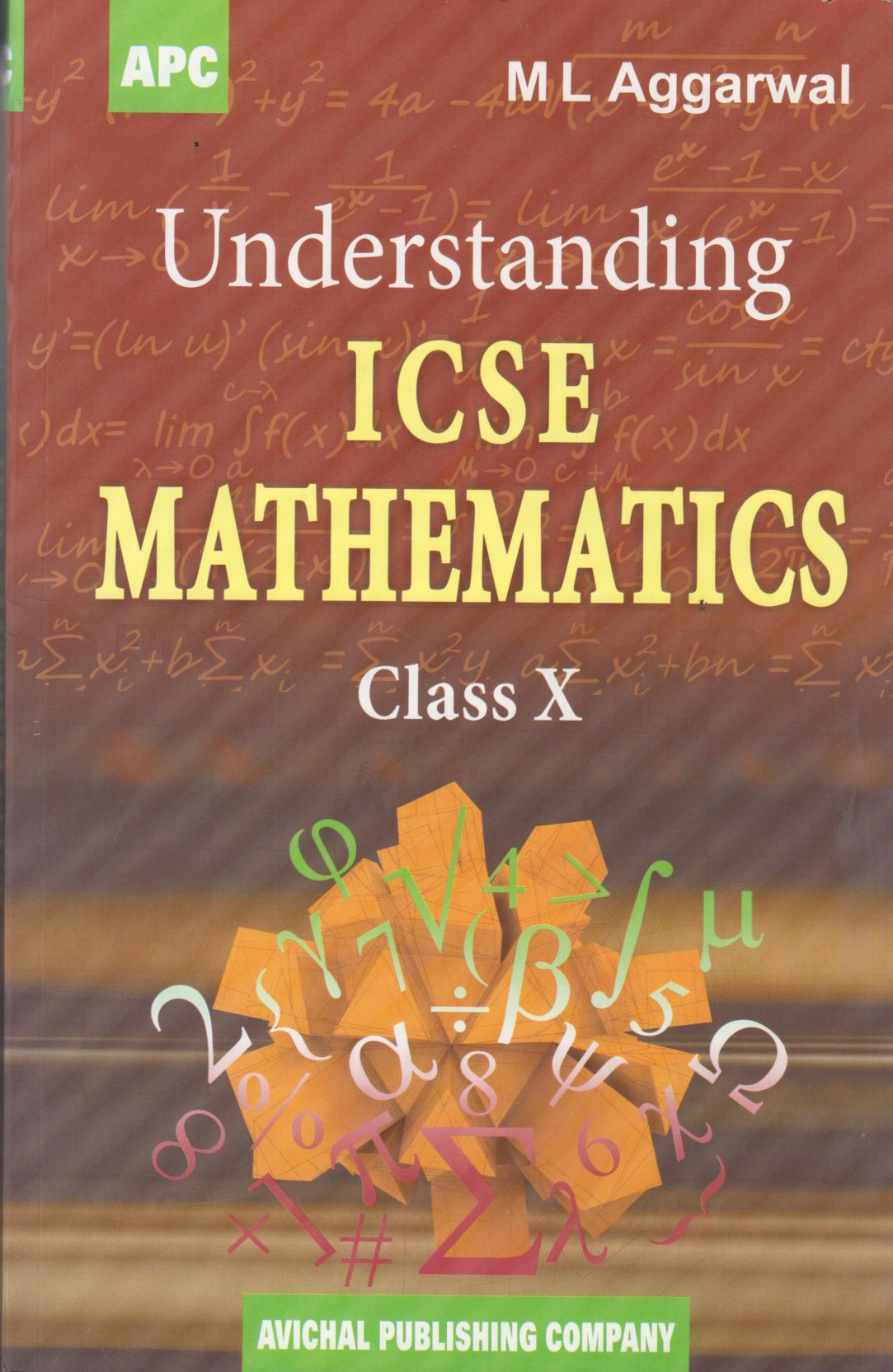 Icse Mathematics Books Download