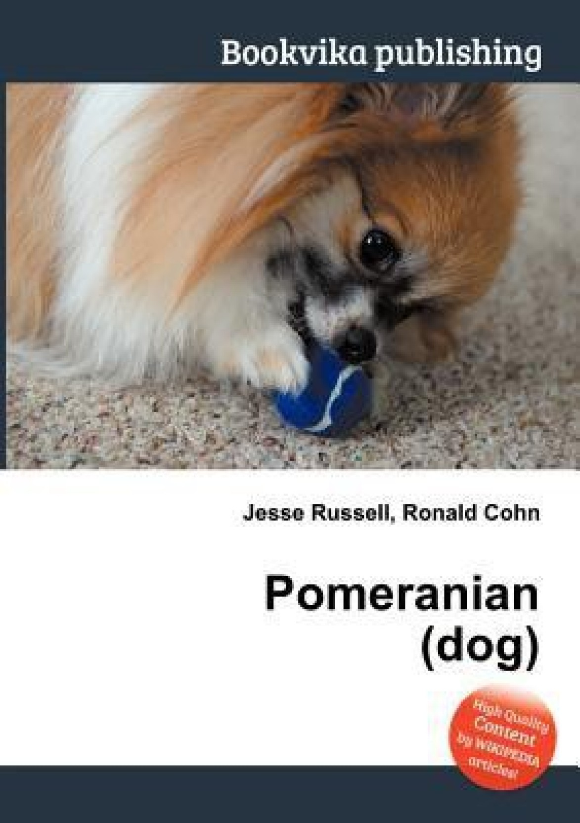 Pomeranian Dog Buy Pomeranian Dog By Jesse Russell Ronald Cohn